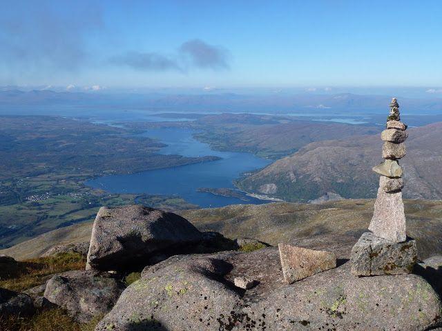 Szkocja, góry.
