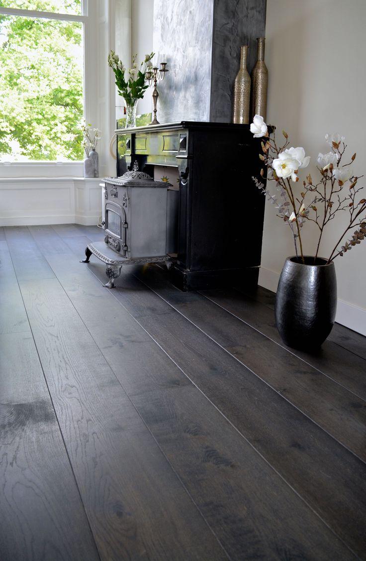25 beste idee n over donkere houten vloeren op pinterest for Interieur vloeren