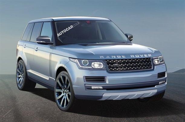 The 2013 Range Rover