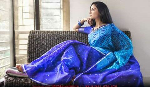 Exclusive Jamdani Saree,Bangladesh
