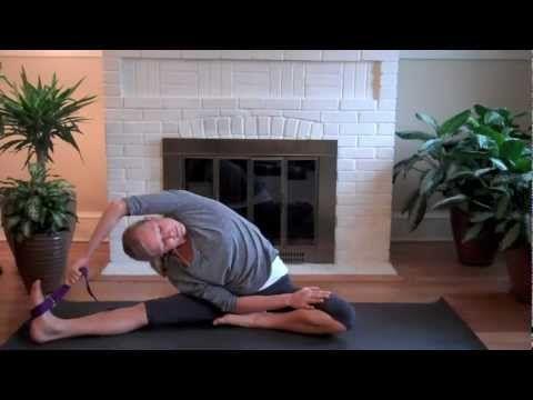 Yoga Online: Compass (Parivrtta Surya Yantrasana) - YouTube