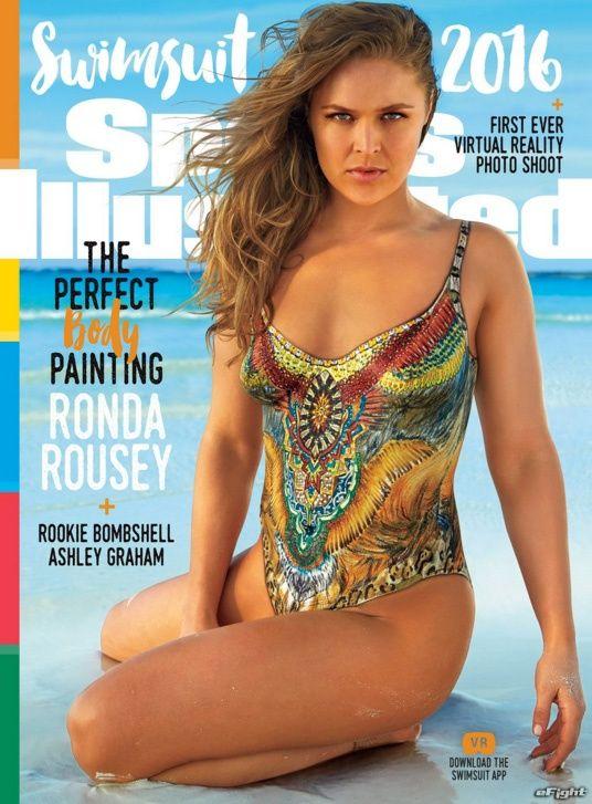 ▼16Feb2016イーファイト 【UFC】ロンダ・ラウジーが水着のボディペインティング姿で表紙に=SI誌 新!http://efight.jp/news-20160216_233387 #Ronda_Rousey #龙达_鲁西 #龍達_魯西 #روندا_روزي #Ронда_Раузи #Sports_Illustrated_Swimsuit_Issue