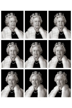 HRH Queen Elizabeth II - in the age of mechanical reproduction