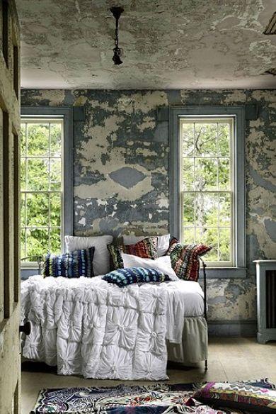 Anthropologie Bedroom! #africa #home