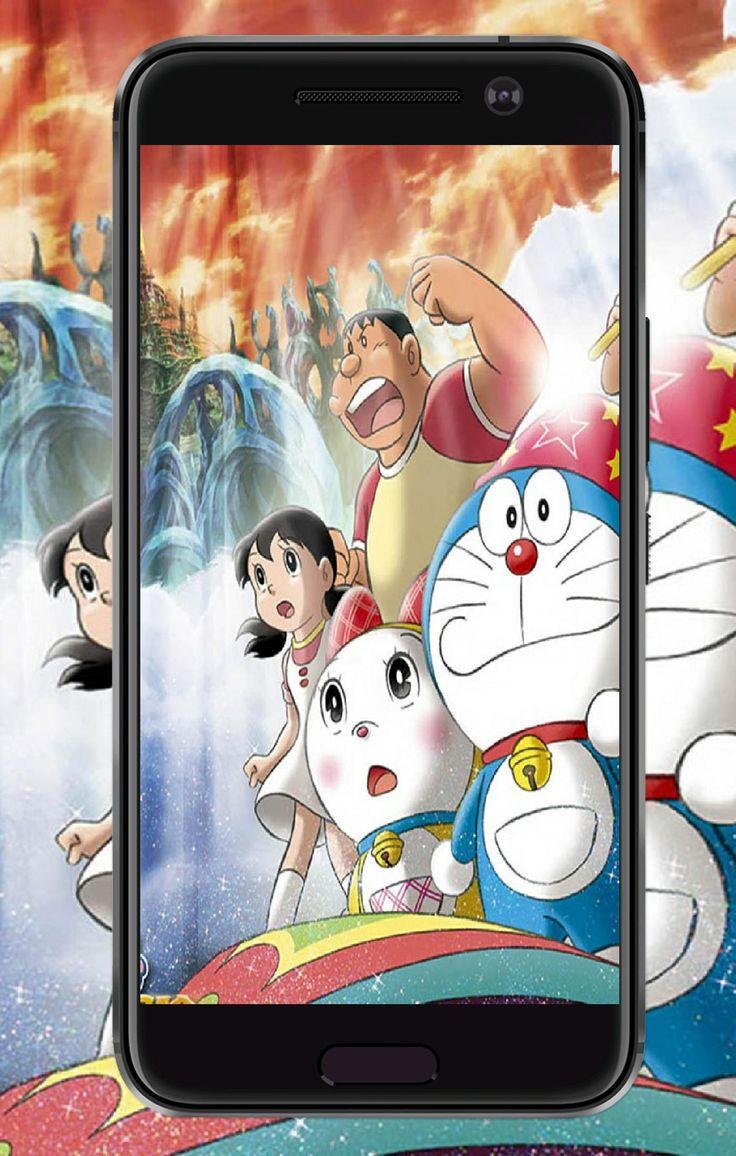 Wallpaper Doraemon Untuk Hp Oppo Kartun