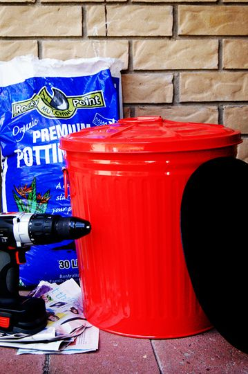 25 best ideas about homemade compost bin on pinterest