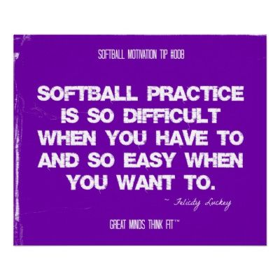 #softball #practice