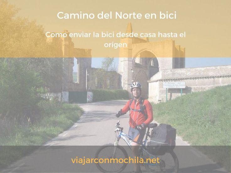 Transporte bicicletas camino de Santiago. Cómo enviar la bicicleta a cualquier punto del camino de Santiago.Precios, ventajas e inconvenientes.