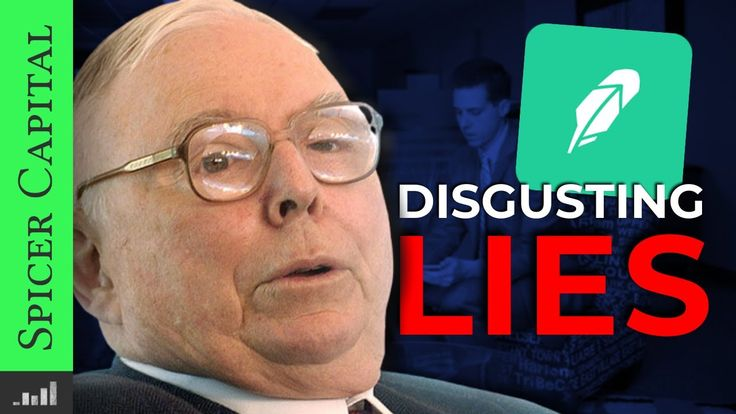 Charlie munger robinhood 5 other controversial subjects