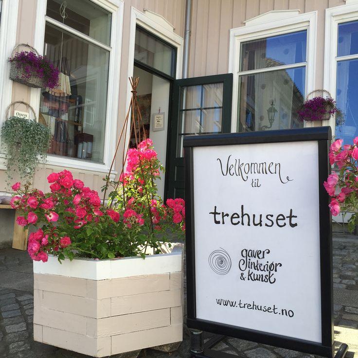 Showroom in Brevik, Norway