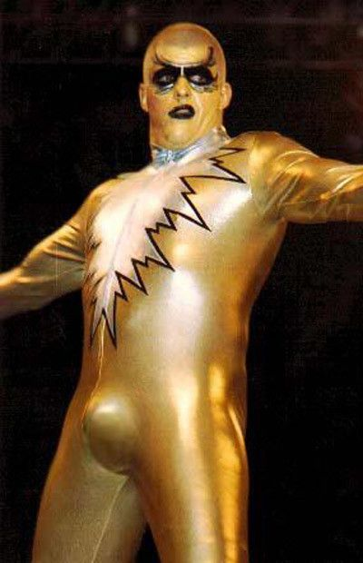 Goldust - The 50 Greatest Wrestling Costumes of All Time   Complex