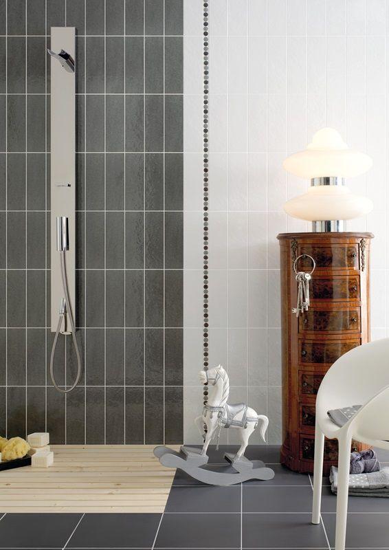 Série Soleil od italského výrobce Tonalite nabízí celkem 17barevných obkladů ve formátu 10x30 cm. Jedná se o lesklé obkladačky, které jsou vhodné nejen do kuchyně, tak díky nepřebernému množství dekorací také do koupelny a případně i jiných prostor.