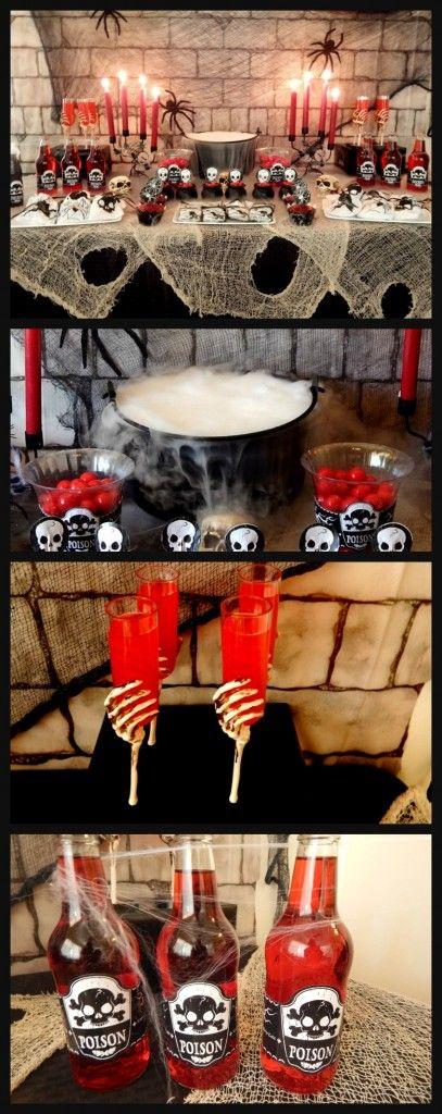 Decoração Halloween  | Ideias de Halloween | Madame Inspiração