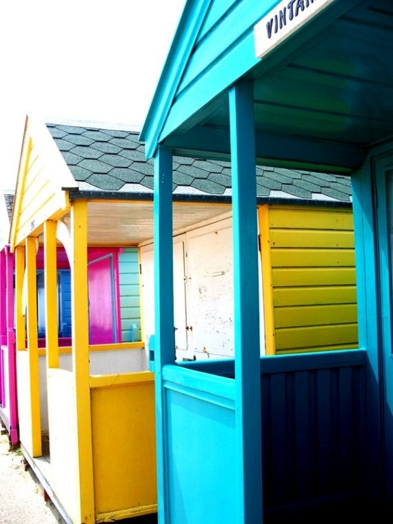 Southwold Beach Huts Photograph Print by helenacarrington on Etsy, $28.00