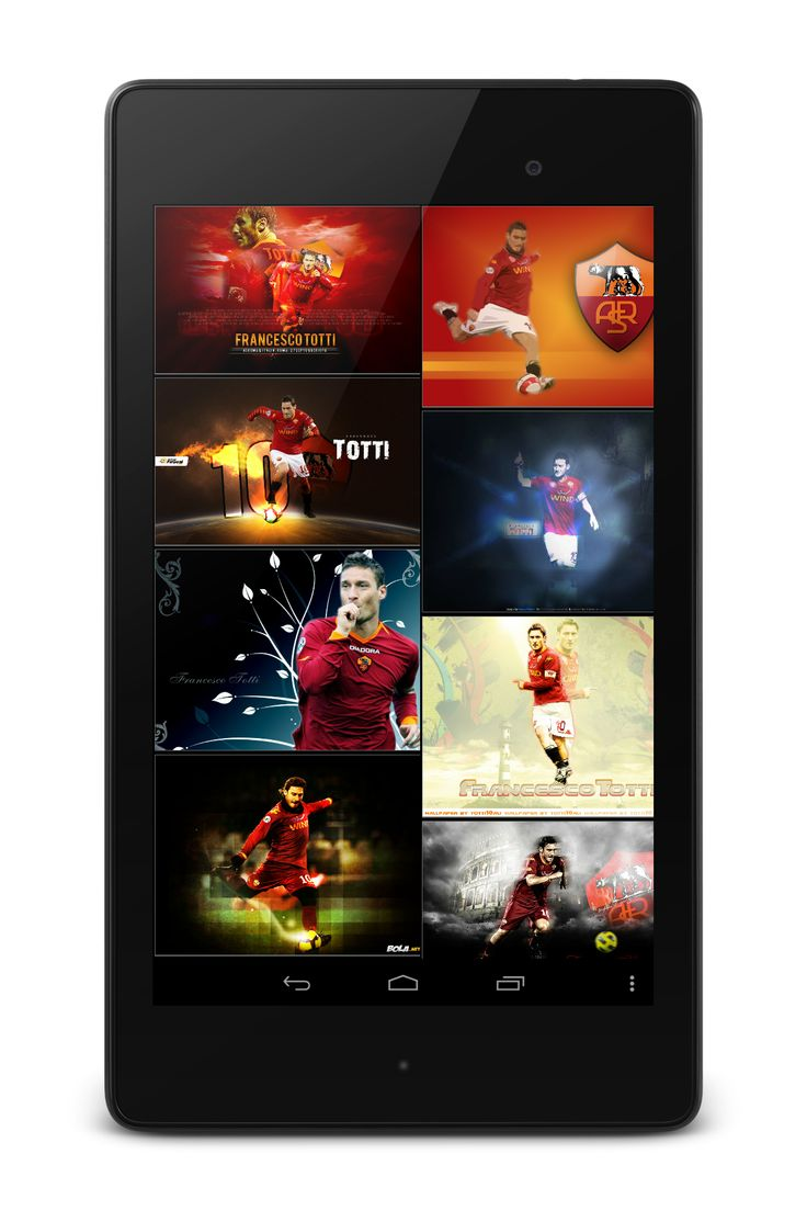 Francesco Totti The King Of Rome Free Android App - Screenshot 1