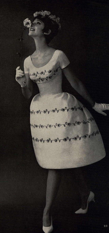 Mademoiselle 1961 -  Photo by George Barkentin
