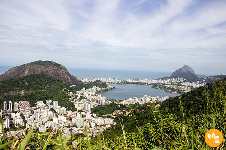 Curtir o Rio de Janeiro de cima é maravilhoso. Conheça o Mirante Dona Marta