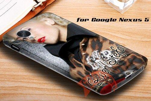 Gwen Stefani American Singer Google Nexus 5 Case Cover | galuh303 - Accessories on ArtFire