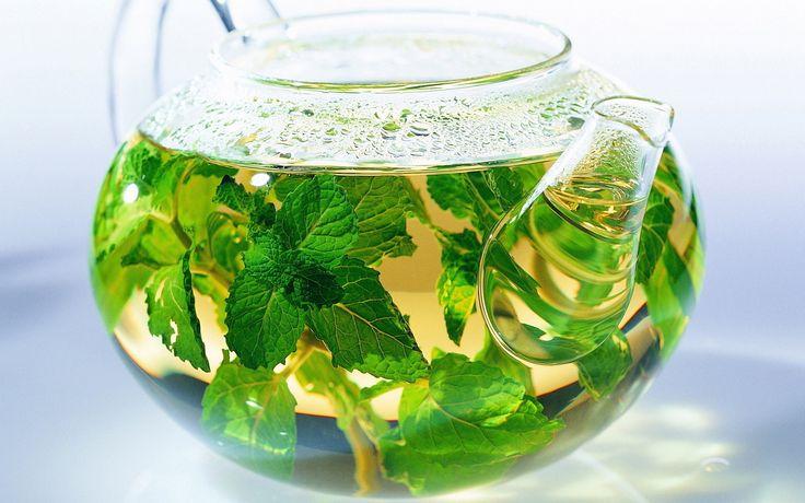 Правильный чай - травяной чай!