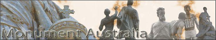 Monument Australia - Find a memorial monument