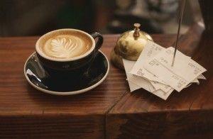 Filiżanka kawy (pocztówka 10x15 cm)