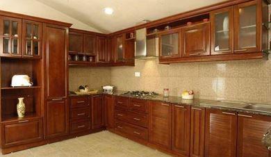 Show details for Kitchen - L Shaped - Without Loft