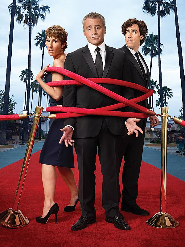 Created by David Crane, Jeffrey Klarik.  With Matt LeBlanc, Stephen Mangan, Tamsin Greig, Mircea Monroe. British writer-producers Beverly and Sean Lincoln (Tamsin Greig and Stephen Mangan), have a wonderful marriage and a hit TV series to their credit. Things couldn't be better. Until Merc Lapidus (John Pankow), a Hollywood network executive, gushes over their series at a gala. Merc is certain that a remake of the show will go over well with an American audience. After making the Lincolns a…