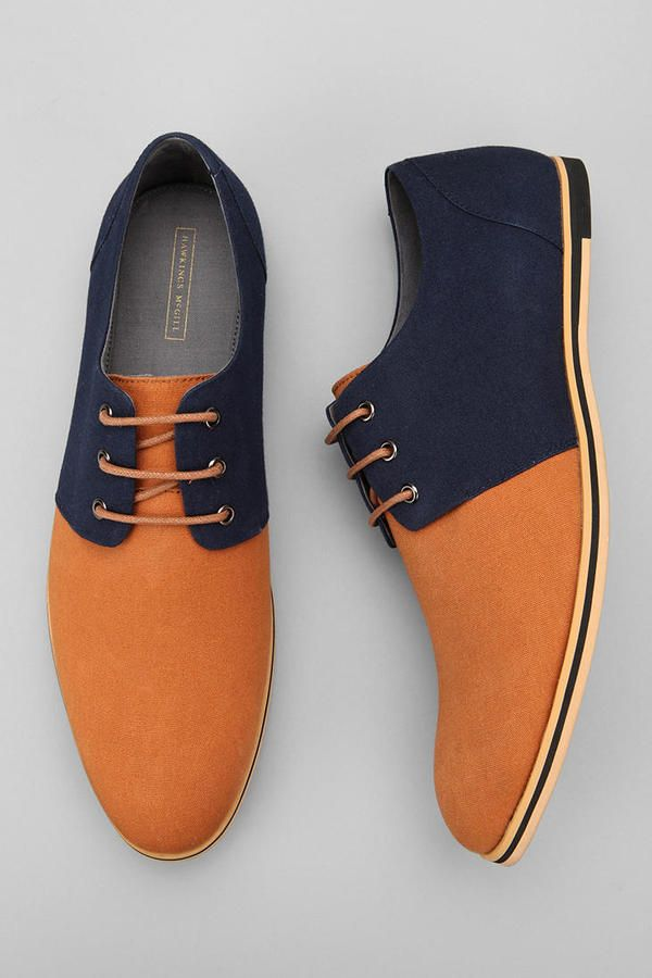 Awesome Urban Outfitters Hawkings McGill Preston Canvas Oxford $50