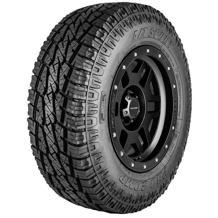 Pro Comp A/T Sport Tire 33x12.50 R15 LT 43312515 Pro