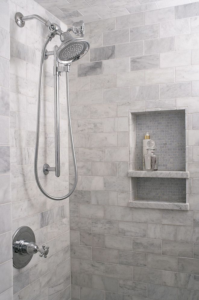 gray bathroom ideas that will make you more relaxing at home gray shower tileneutral - Bath Shower Tile Design Ideas