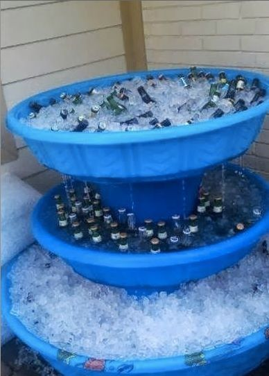 Beer Fountain