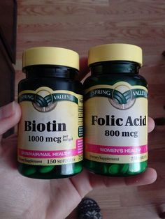 Best Combination Of Vitamins For Strong Nails And Hair Growth