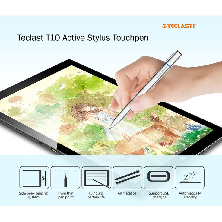 Teclast Aktiv Kapazitiv Stylus Stift X16 plus Tbook Tablet Eingabestift Touchpen