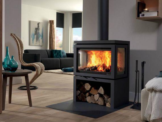 les 25 meilleures id es de la cat gorie po les bois sur pinterest po les bois po le. Black Bedroom Furniture Sets. Home Design Ideas