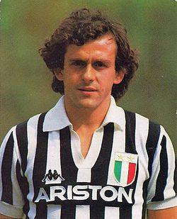 Michel Platini, Juventus 1984-85.