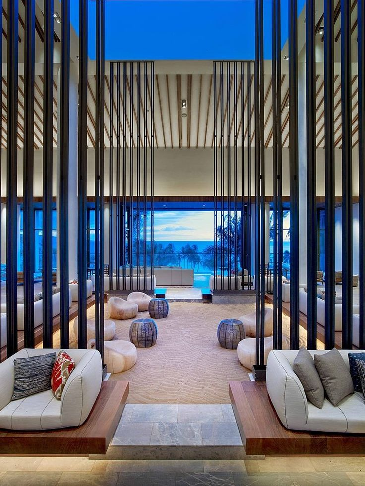 Andaz Maui by Rockwell Group | Home Adore Situated in Wailea-Makena, Hawaii, United States, this Hyatt resort interior was designed by New York-based Rockwell Group.