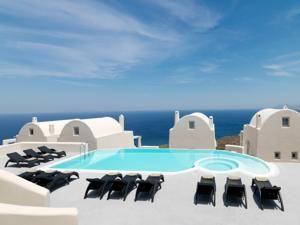 Dome Santorini Resort & Villas (Griechenland Imerovigli) - Booking.com