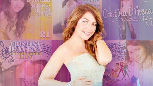 Da domani in esclusiva su iTunes: CRISTINA D'AVENA E I TUOI AMICI IN TV COLLECTION!