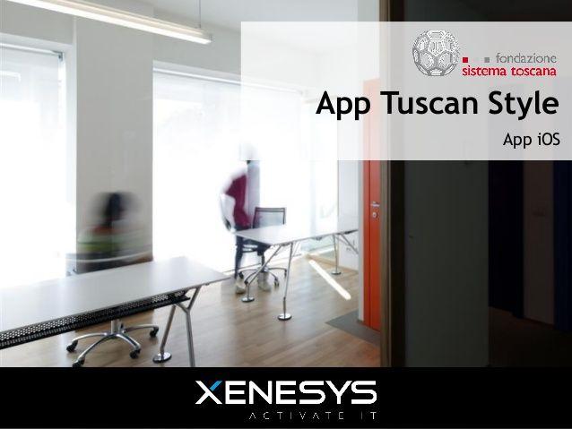 Come valorizzare la Toscana con una app? Con l'applicazione per iPad che abbiamo realizzato per Fondazione Sistema Toscana abbiamo portato tutti i contenuti del portale www.intoscana.it anche in mobilità.