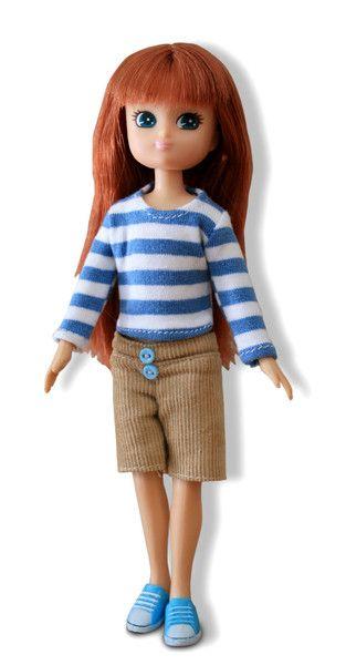 Lottie doll child-like body