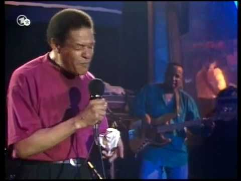 Rest in peace! Al Jarreau: 'Summertime' - recorded live in 1994 with an all-star line-up!