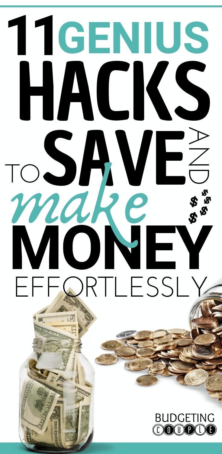 11 Actionable Money Hacks For Saving And Making (easy) Money in 2019