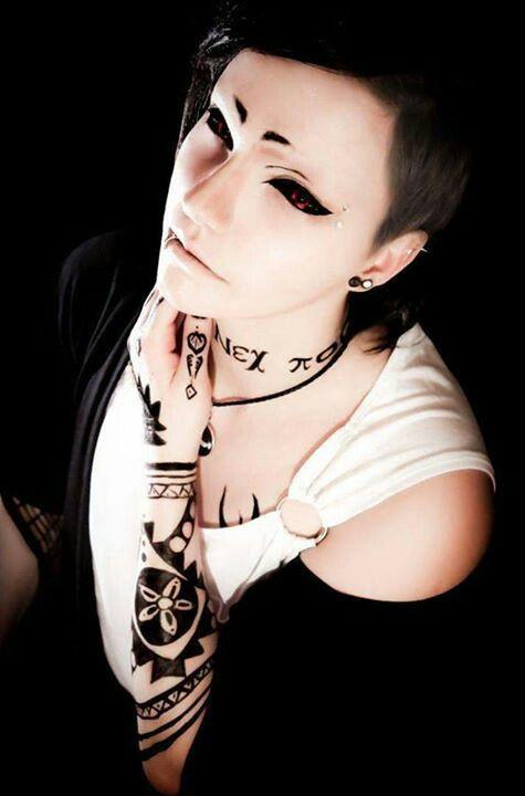 Uta - Tokyo Ghoul Cosplayer - Haru #cosplay