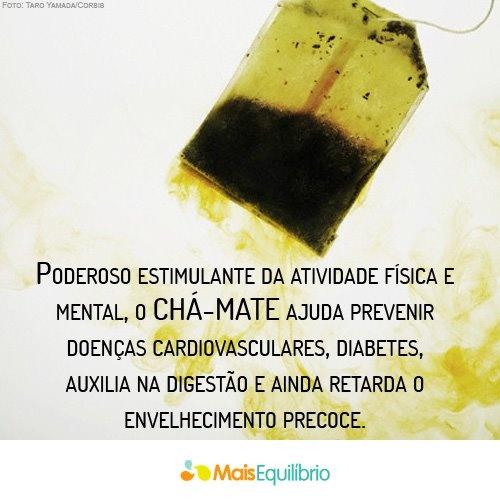 Conheça os benefícios do chá-mate e mate sua sede de saúde! http://maisequilibrio.terra.com.br/mate-a-sua-sede-de-cha-5-1-4-458.html