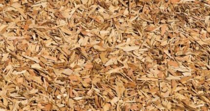 local tree lopping service delivers free mulch!
