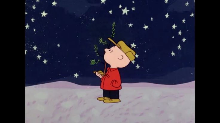 """A Charlie Brown's Christmas"" (1965) - ""Рождество Чарли Брауна"" (1965)"