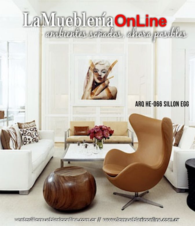 M s de 20 ideas incre bles sobre sillones individuales for Replicas de muebles modernos