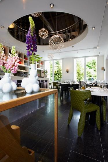 Restaurant Wolfslaar. Breda, The Netherlands  design: Suzy Vissers in collaboration with Moooi Amsterdam