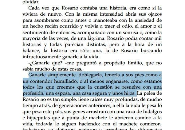 rosario Tijeras Frases