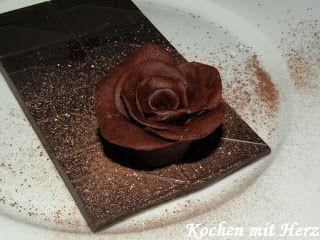 Kochen mit Herz: Schokoladen Fondant